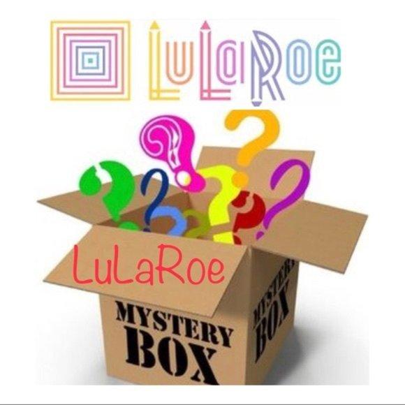 Mystery LOT (11) LuLaRoe Reseller Bundles Leggings